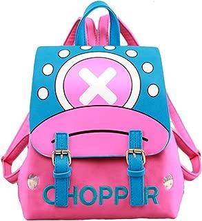 Anime Cosplay Artificial Leather Backpack Satchel Shoulder School Bag for Girls Students