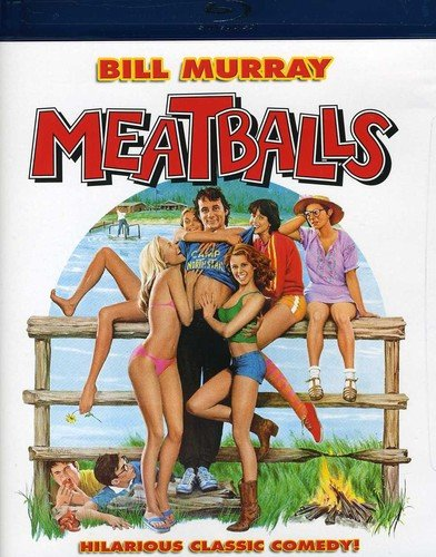 Meatballs [Blu-ray]