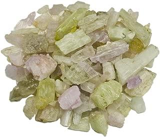 kunzite raw stone