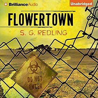 Flowertown audiobook cover art