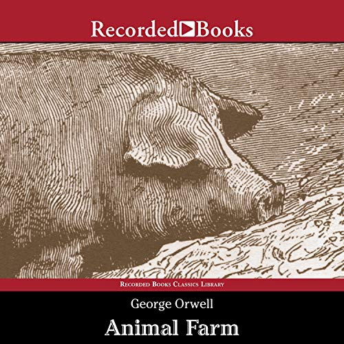 Animal Farm Audiobook By George Orwell cover art