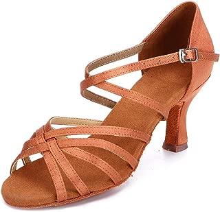 silver low heel dance shoes