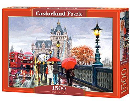 Castorland - C-151455-2 - Puzzle - Tower Bridge - 1500 Pièces