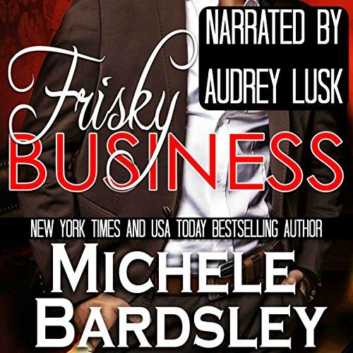 Frisky Business audiobook cover art