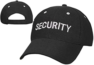 9275 Rothco Security Low Profile Mesh Cap