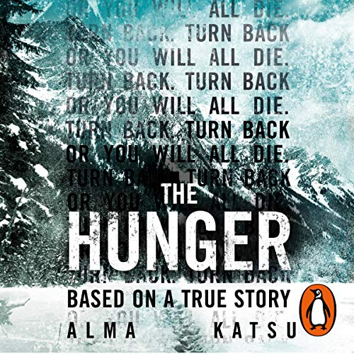 The Hunger                   By:                                                                                                                                 Alma Katsu                               Narrated by:                                                                                                                                 Kirsten Potter                      Length: 10 hrs and 34 mins     3 ratings     Overall 3.7