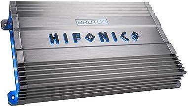 $174 » Hifonics Brutus Gamma BG Series 1,900-Watt Max Monoblock Super D-Class Amp (BG-1900.1D)
