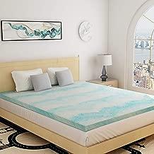 Best 3 memory foam mattress topper king size Reviews
