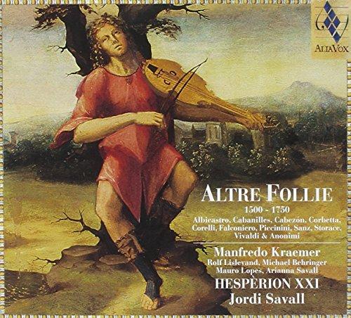 Altre Follie 1500-1750
