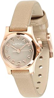 Marc by Marc JacobsレディースHenry Dinky Watch、Gingersnap、1サイズ