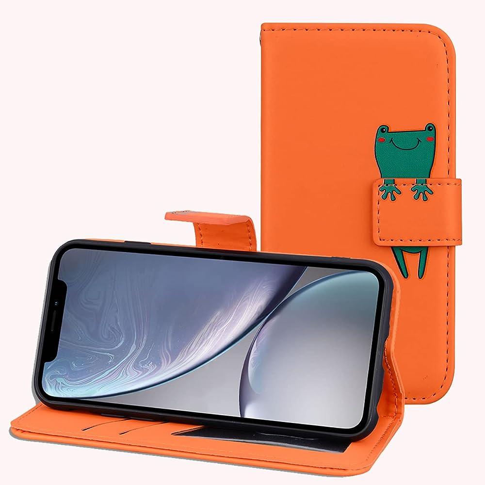 Leinuo custodia per apple iphone 12 pro max portafoglio porta carte di credito in pelle sintetica LN-KA-IP-12 5.4-cheng