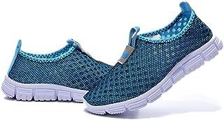 YIXINAN Breathable Running Mesh Sport Sneakers for Kids Boys Girls (Little Kids/Big Kids)
