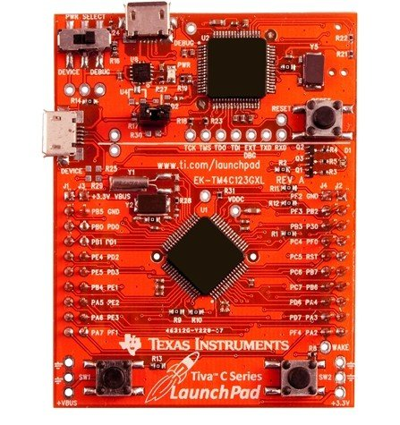 Texas Instruments Kit TI EK-TM4C123GXL Tiva C Series LaunchPad valutazione