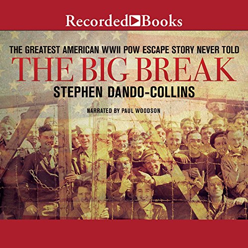 The Big Break audiobook cover art