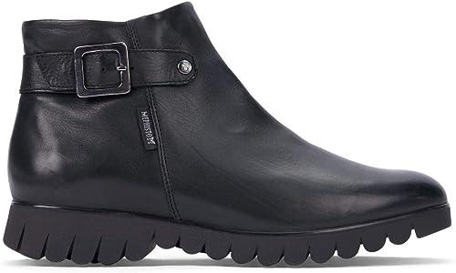 Mephisto - noir Leather Lili Ankle bottes - LILIP5128343 Borneo BLK