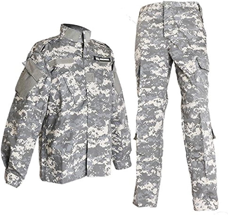 ACU Tarnung Kampfanzug BDU obere und untere Reihe Militr Sabage M (Japan-Import)