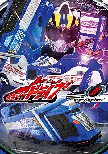 仮面ライダードライブ VOL.6 [DVD]