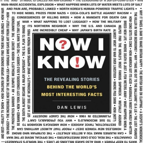 Now I Know audiobook cover art