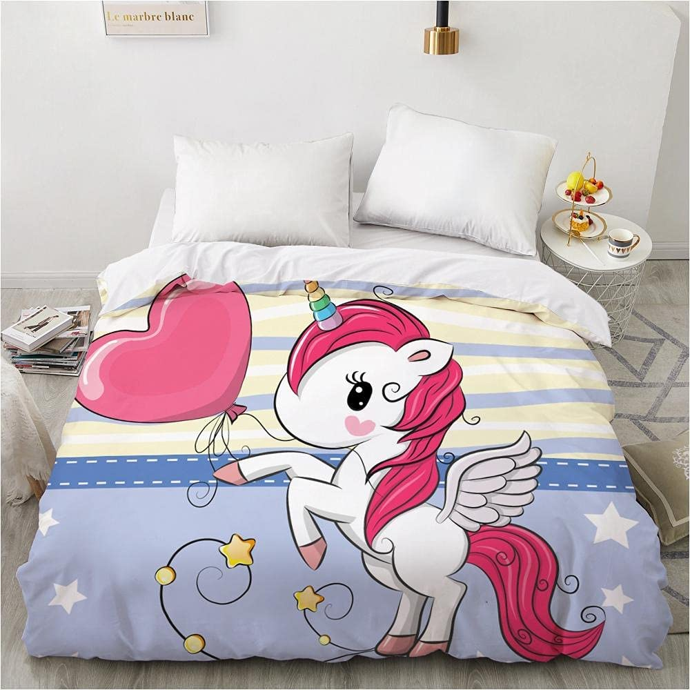 Duvet Ranking ! Super beauty product restock quality top! TOP6 Cover Full Striped Pony Bedding Zipp Soft with Sets Luxury