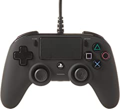 Controller For Playstation 4 Wired From Nacon, Black