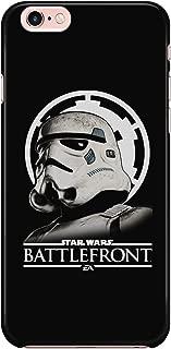 iPhone 7/7s/8 Case, Millennium Falcon Star Wars Case for Apple iPhone 7/7s/8, Star Wars Battlefront 2 iPhone Case (iPhone 7/7s/8 Case - Black)