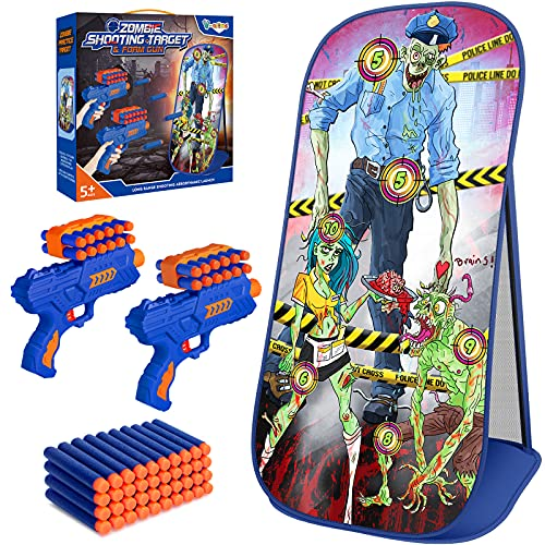 Zombie Shooting Game Toy for Kids