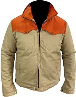 yellowstone kevin costner jacket brand