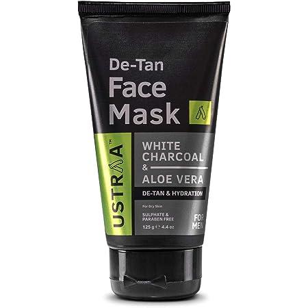 Ustraa De-Tan Face Mask - Dry Skin - 125 g