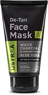 Ustraa De-Tan Face Mask - Dry Skin - 125 gm