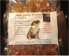 1 lbs Natural Chicken Jerky Dog Treats - 100% Chicken, Made in USA, No Chemicals!!
