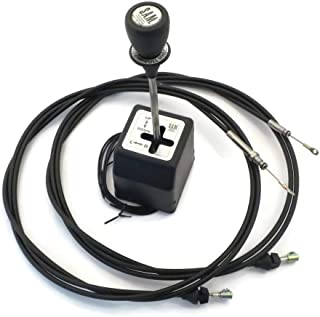 The ROP Shop New Snow Plow Joystick Controller w/Cables 1314000 for Western Fisher Snowplow