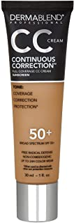 Dermablend Continuous Correction CC Cream, Shade: 50N, 1 fl. oz.