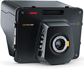 Blackmagic Design Studio Camera 4K II - Videocámara Tarjeta de Memoria GB