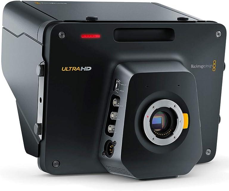 Blackmagic Design Studio Camera 4K II - Videocámara Tarjeta de Memoria GB