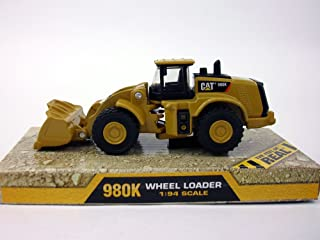 CAT 980 (980K) Wheel Loader 1/94 Scale Diecast Metal Model