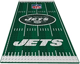 NFL New York Jets Sports Fan Bobble Head Toy Figures, Green/White, One Size