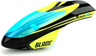 Blade Black/Yellow Option Canopy: 300 X, BLH4542A