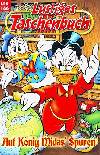 LTB Nr. 166 - Auf König Midas Spuren  Walt Disneys Lustiges Taschenbuch