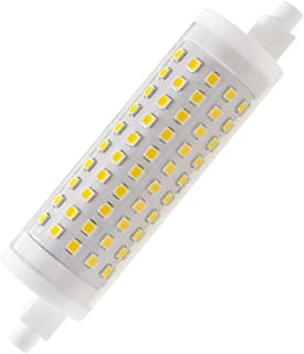 Opcove R7s LED Bulb 118mm, J118 LED Bulbs, Double Ended 1500LM Warm White 3000K, 120W Halogen Equivalent, AC 85-2650V, J Type R7S Base Floodlight Replacement Bulb