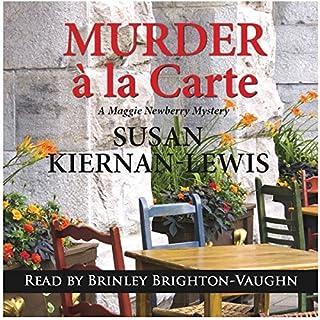 Murder a la Carte cover art