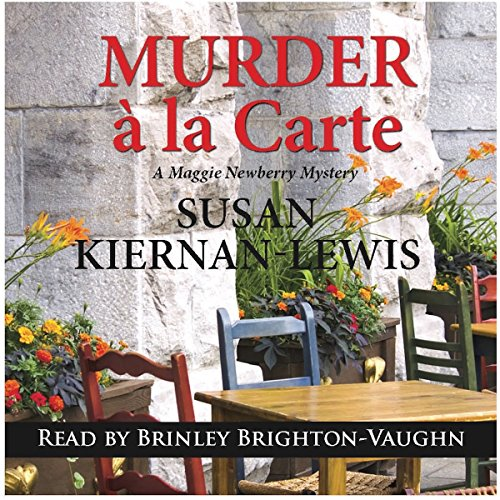 Murder a la Carte cover art