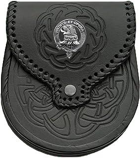Pentland Scottish Clan Crest Badge Sporran
