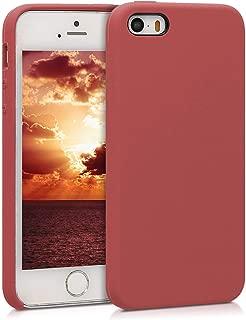 Custodia per Apple iPhone 5S 5 Antipolvere FUCSIA Cover Case