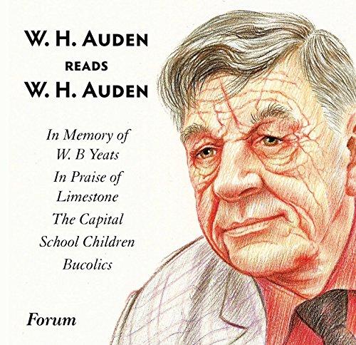 Reads W.H. Auden [Import Anglais]
