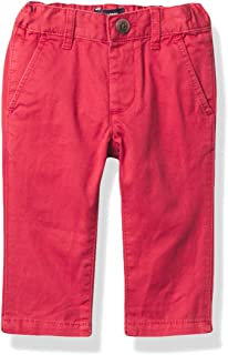 The Children's Place Boys' Baby and Toddler Uniform Skinny Chino Pants