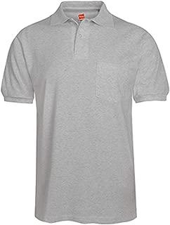 Men's ComfortBlend EcoSmart Jersey Pocket Polo