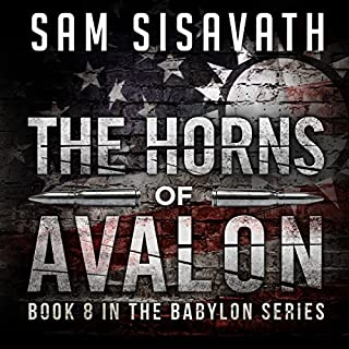 Page de couverture de The Horns of Avalon