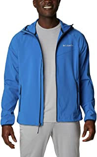 Columbia Men's Softshell Jacket, Heather Canyon