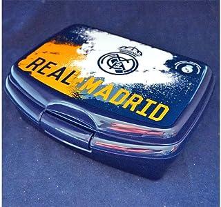 Real Madrid Pan Caja azul/naranja
