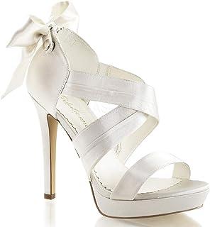 73a96b245ec69 Amazon.com: Ivory - Platforms & Wedges / Sandals: Clothing, Shoes ...